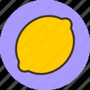 citrus, food, fruit, lemon