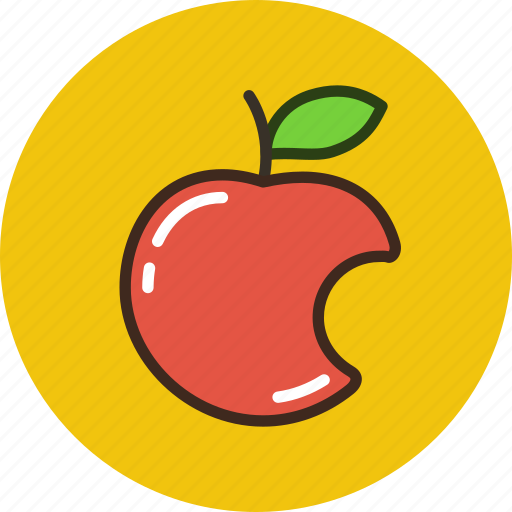 apple, bitten, cardinal sin, food, fruit, genesis, sin icon