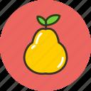 food, fruit, pear, vegetable