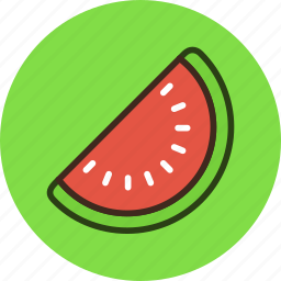 berry, food, fruit, slice, watermelon icon