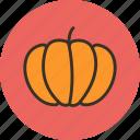 food, halloween, pumpkin, vegetable