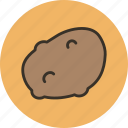 food, kitchen, potato, vegetable icon
