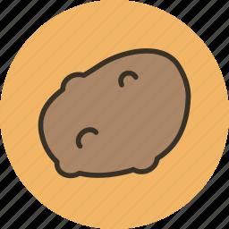 food, kitchen, potato, vegetable icon