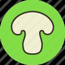 champignon, food, mushroom, vegetable