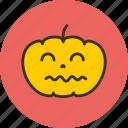 halloween, pumpkin, funny, horror, scary