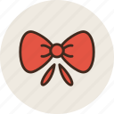 bow, knot, packing, present, wrapping icon