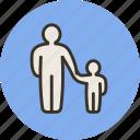 boy, child, control, family, father, parental