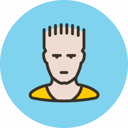athlete, avatar, guy, human, sportsman icon