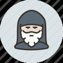 avatar, human, monk, priest