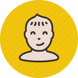 avatar, baby, child, human, infant, newborn icon