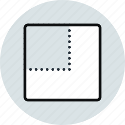 interface, layout, scale, zoom icon