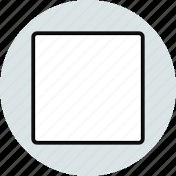 full, fullscreen, layout, screen, workspace icon