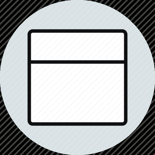 block, column, grid, horizontal, layout, workspace icon