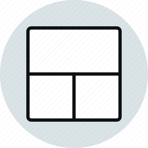 block, grid, layout, row, stacked, workspace icon