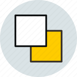 layers, layout, presentation, preview icon