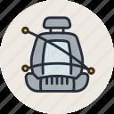 belt, car, chair, safety, seat