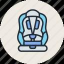 baby, belt, car, chair, child, safety, seat