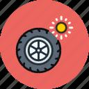 car, maintenance, service, summer, tires, wheel