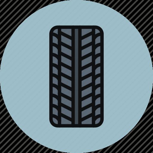 car, maintenance, service, tires, wheel icon