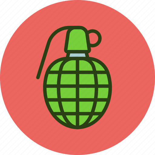 grenade, limonka, military, war, weapon icon