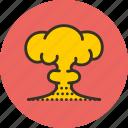 atomic, bomb, explosion, hiroshima, nagasaki, nuclear, tsar icon