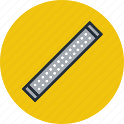 block, lamp, led, light, strip icon