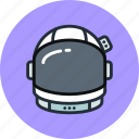 astronaut, helmet, science, space, suit