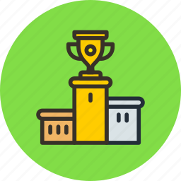 competition, cup, first, place, sport, trophy, winner icon