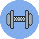 charging, dumbbell, gym, heaviness, sport, weight icon
