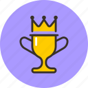 champion, competition, cup, goblet, winner icon