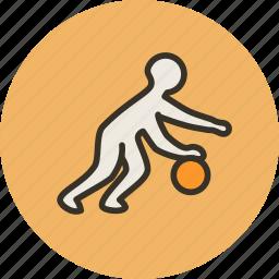 ball, basketball, dribble, games, jordan, sport icon