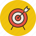 dart, darts, game, spear, sport, target icon