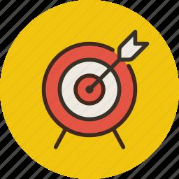 dart, darts, game, spear, sport, target icon