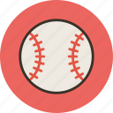 ball, baseball, game, sport