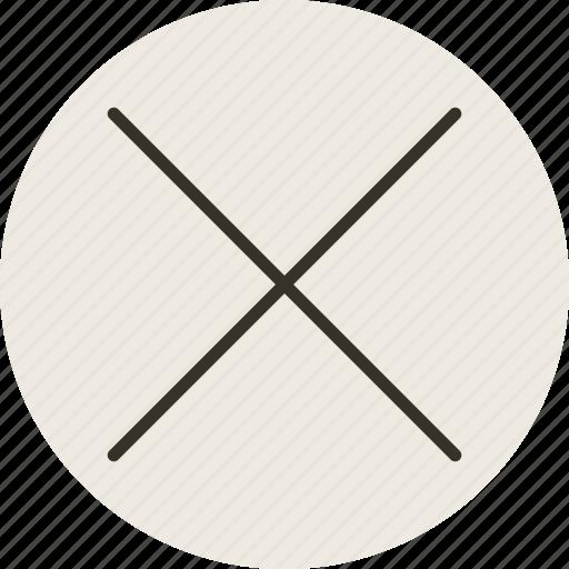 cross, label, retro, sign icon