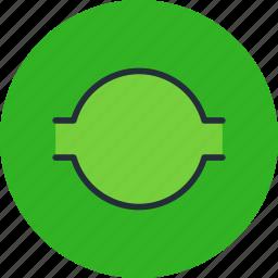 label, logo, retro, sign, sticker icon