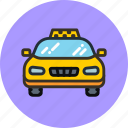 car, taxi, transport