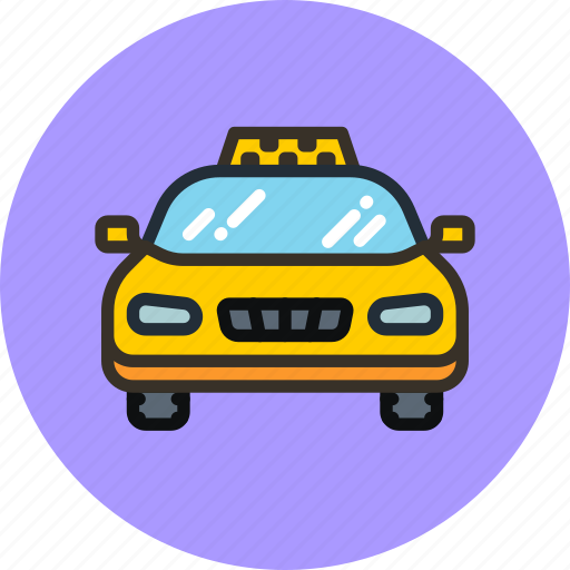 Car, taxi, transport icon - Download on Iconfinder