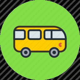car, combi, van, vehicle icon