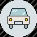 car, passenger, sign, transport