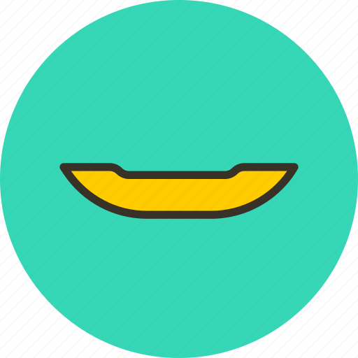 boat, kayak, sport, swim, trip icon