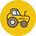 agrimotor, construction, industrial, tractor
