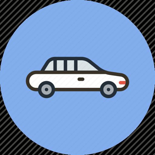 car, limo, limousine, vip, wedding icon