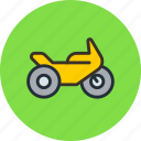 bike, motobike, motorcycle, speed, sport, transport icon