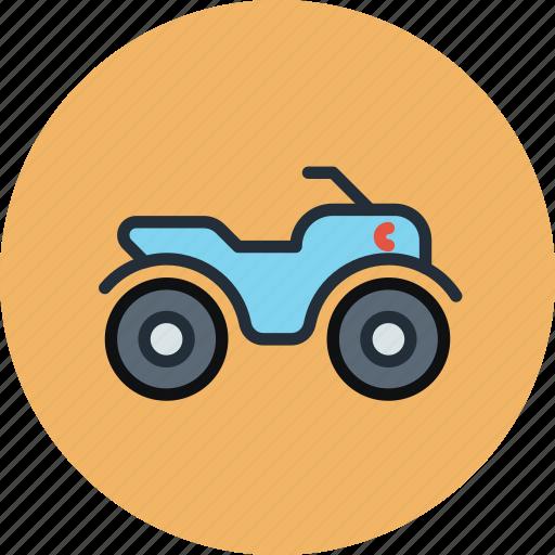 atv, extreme, quadracycle, quadrocycle, safari icon