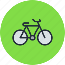 bicycle, bike, sport, transport icon