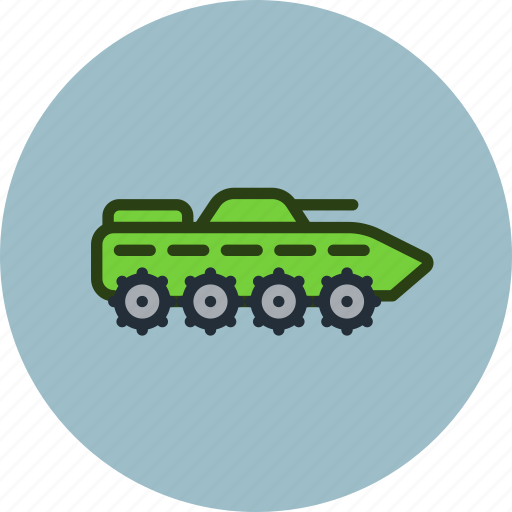 btr, fighting, ifv, infantry, military, tank, vehicle icon