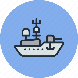 aerocarrier, aircraft, carrier, destroyer, military, warship icon