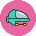 game, shuttle, space, spaceship icon