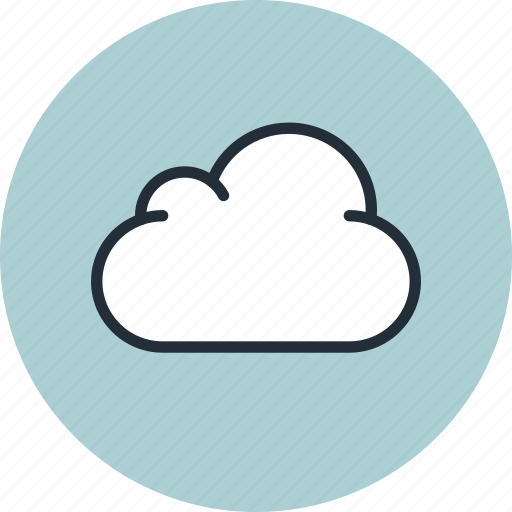 cloud, clouded, cloudiness, cloudy, overcast, weather icon